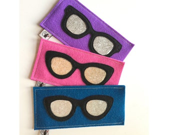 Eye Catching Eyeglass Case for Sunglasses