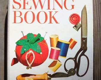 Vintage 1972 Better Homes and Gardens Sewing Book