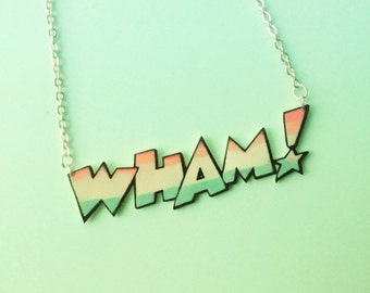 Wham! necklace