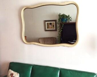 SOLD***Large Vintage Henry Link French Provincial Mirror***SOLD***