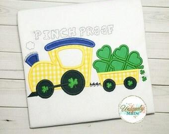 St Patricks Day Shirts - Boys Shirts - Holiday Shirts - Embroidered Shirts - St Patrick Day Outfits - Cute St Patricks Day Shirt