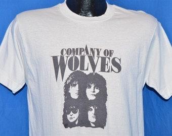 80s Company of Wolves t-shirt Medium