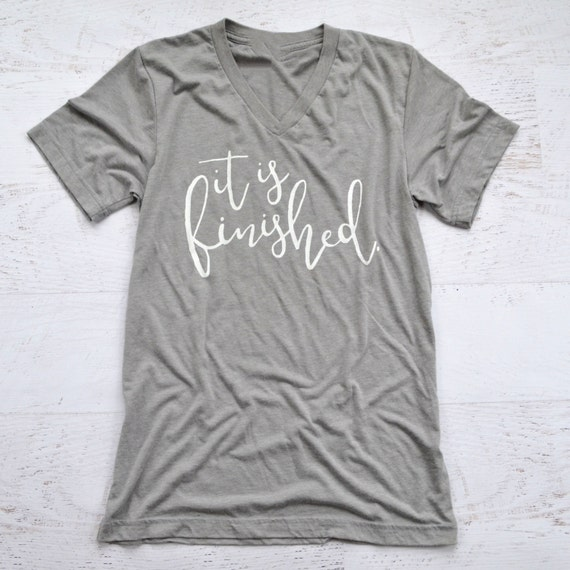 It is Finished Tee