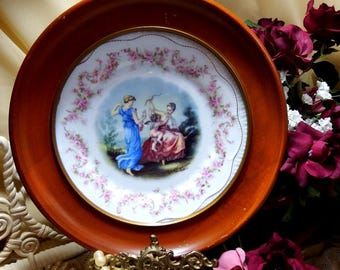 Antique Orleans  Z. S. & CO Bavaria, Plate