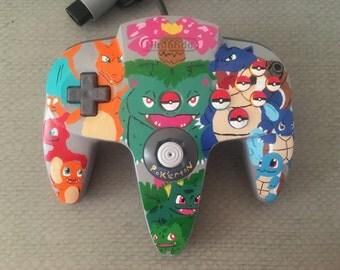 Custom Nintendo 64 Controller