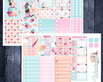Working Girl Day Kit for Happy Planner