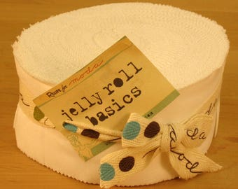 Bellla Solid Jelly Roll - 9900 98