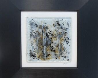Kiln-formed glass design #284