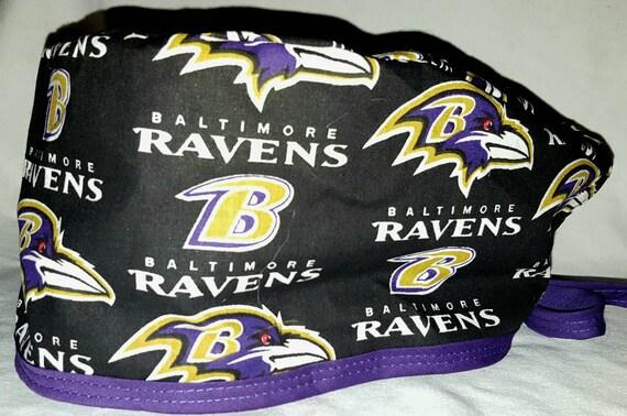 Ravens Surgical cap
