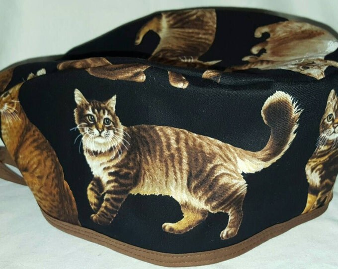 Cats Surgical cap