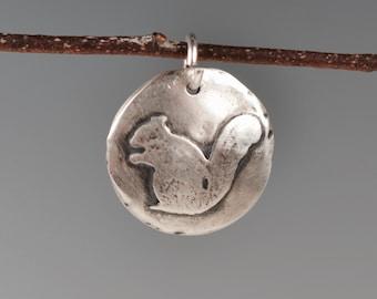 Squirrel totem-talisman-amulet-charm