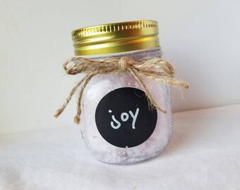 Joy bath Salts with Essential Oil