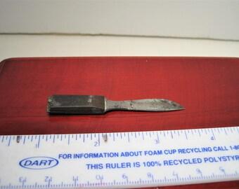 Antique Civil War Artifact ~ Civil War Medical Scapel ~ Medical Memorbilia ~
