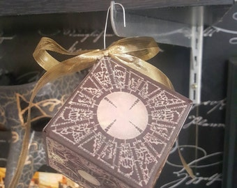 Lament Configuration Christmas anytime ornament