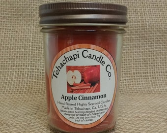 Soy Candle, Scented Candle, Mason Jar Candles, Jar Candles, Country Candles, Rustic Candles, Custom Candles, Handmade Candles, Candles