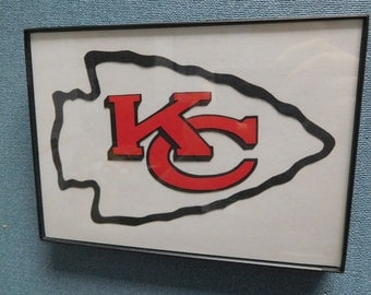 Kansas City Chiefs Wall Art