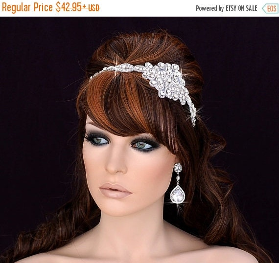 Prom Headband Bridal Headpiece Bridal Hair Accessories