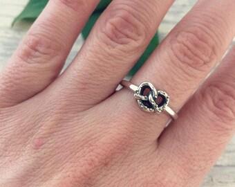 Philly Pretzel Ring