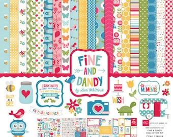 Echo Park Fine & Dandy Collection Kit