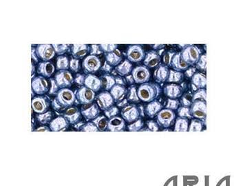 METALLIC POLARIS (PF567): 8/o Toho Japanese Seed Beads (10 grams)