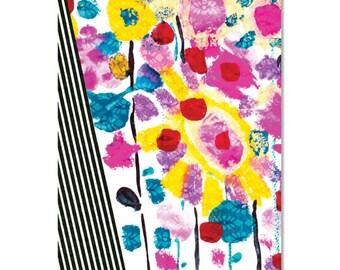 Modern Floral - A3 Art Print | Made in Australia
