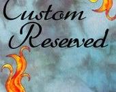 "CUSTOM FOR MARIA // Purple scarf - crinkle scarf - dusty purple, violet, lavender - crinkle chiffon - silk chiffon - hand dyed- 7"" x 75"""