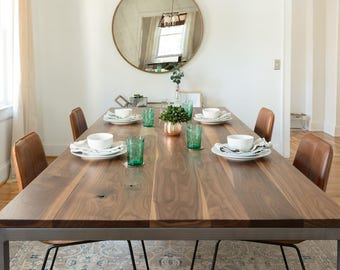Parker Dining Table - American Walnut