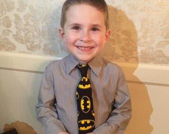 Children's Batman Tie