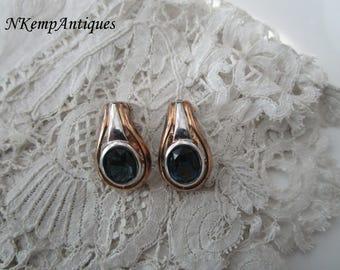 Real silver earrings 925