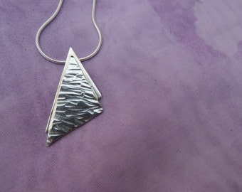 Sterling Silver Pendant  (48)