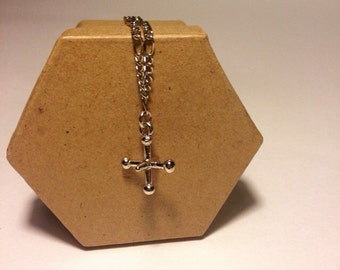 Game Jack silver necklace