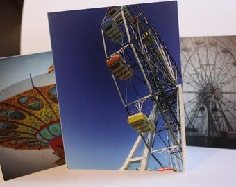 """3 pack of Ocean City Boardwalk cards 4.25"""" x 5.5"""" (FREE SHIPPING!)"""