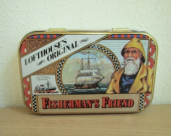 Lofthouse's Fisherman's Friend Tin