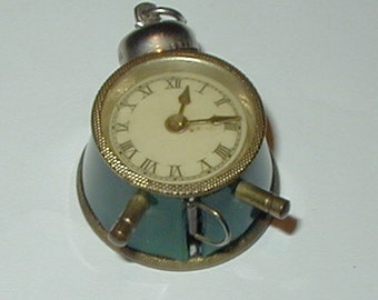 Metal Alarm Clock Measuring Tape for Sewing