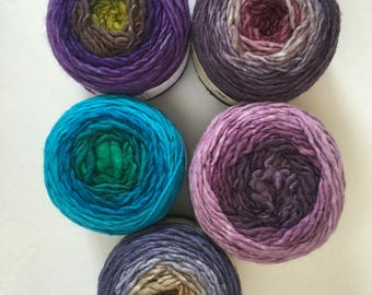 Freia Fine Handpaints Worsted Lot
