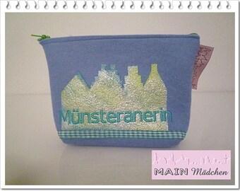 Cosmetics bag Braunschweig/Bremen / Münster / Stuttgart/Saarbrücken
