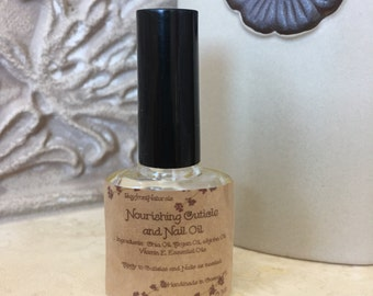 Nourishing Nail & Cuticle Oil