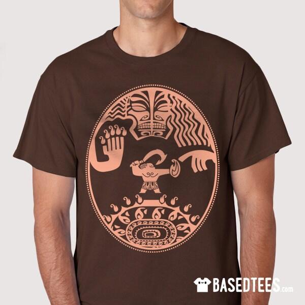 Maui shirt moana tattoo disney pictures to pin on for Maui shirt tattoo