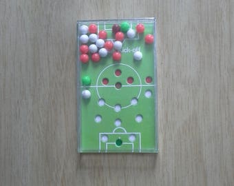 Hand held football game