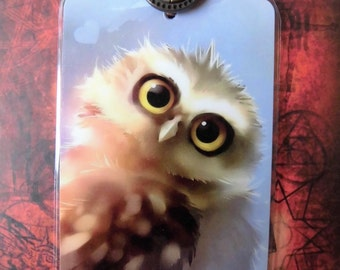 Bookmark  Little Owl