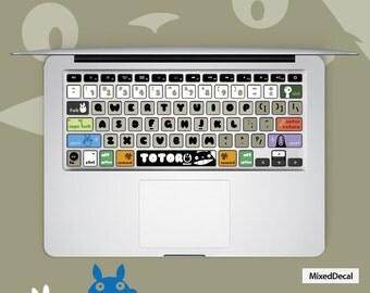 MacBook Keyboard Sticker \ iMagic Individual keys Sticker \ Wireless keyboard Skin \  keys Sticker \Apple Pro/Air / Retina TouchBar