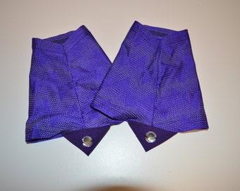 Reflective Zig Zag - Purple