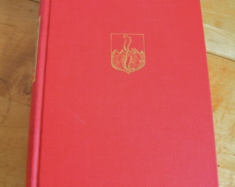 Vintage 1939 The Arts Book by Hendrik Willem Van Loon Illustrated Many Illustrations Some Colored Very Nice Condition