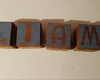 Custom Wood Blocks