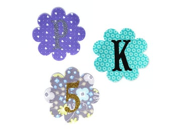 iron on patch iron on letters iron on numbers iron on name iron on appliques fabric patch flower patch iron on flower