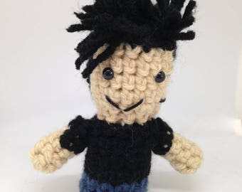 Alec Lightwood Amigurumi