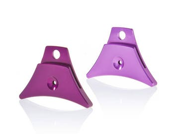 Logan Sheepdog Whistle - Pink and Purple