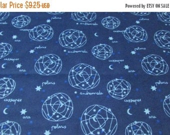 Astrology fabric etsy for Astrology fabric