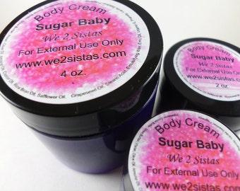 Sugar Baby Body Cream