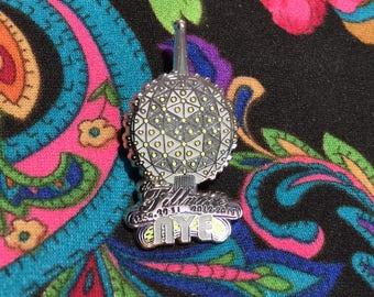 STS9 Fillmore NYE Hat Pin
